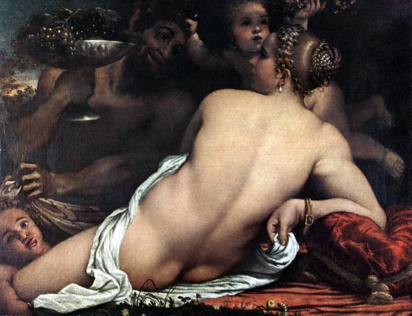 Venus with a Satyr and Cupids WGA
